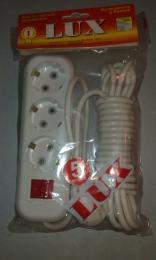 Электрический удлинитель Lux модель УЗ-ЕВК-05