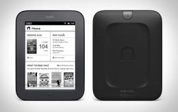 Электронная книга Barnes & Noble Nook Simple Touch