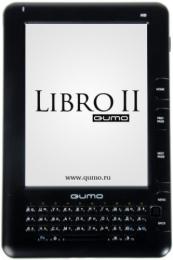 Электронная книга Qumo Libro II HD