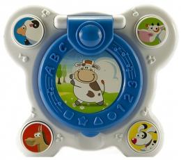 Электронная развивающая игрушка Расти малыш «Чудо-зеркальце»