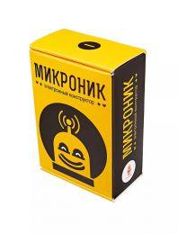 Электронный конструктор «Микроник»