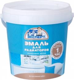 """Эмаль акриловая """"Эксперт"""" для радиаторов белая"""