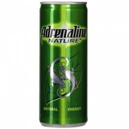 Энергетический напиток Adrenaline Rush Nature