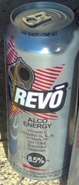 Энергетический напиток Revo AlcoEnergy 8,5%