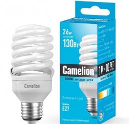 Энергосберегающая лампа Camelion Холодный свет 26w E27