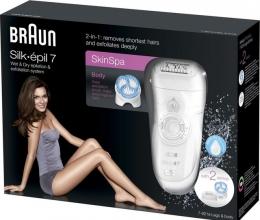 Эпилятор Braun 7-921e Silk-epil 7 SkinSpa
