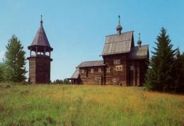 Этнографический музей под открытым небом Хохловка (Россия, Пермь)