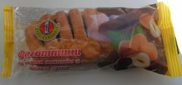 """Фаготтини """"Первый хлебокомбинат"""" со вкусом шоколада и лесного ореха"""