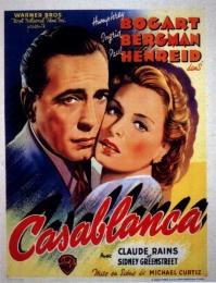"Фильм ""Касабланка"" (1942)"