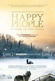 """Фильм """"Счастливые люди: Год в тайге"""" (2010)"""