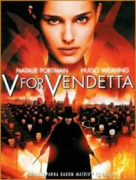 """Фильм """"«V» значит Вендетта"""" (2006)"""