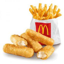Фиш & Чипс McDonalds