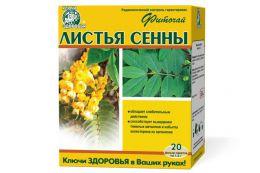 Фиточай Ключи здоровья Листья сенны