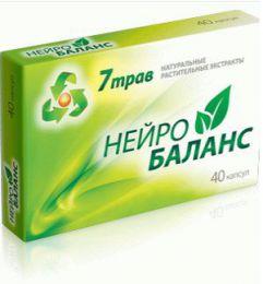 """Фитокомплекс с пассифлорой """"Нейробаланс"""""""