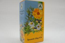 """Фитосбор """"Красногорсклексредства"""" Грудной сбор №4"""