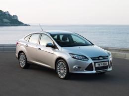 Автомобиль Ford Focus (3-e поколение)