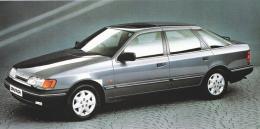Автомобиль Ford Scorpio