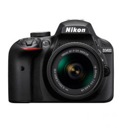 Фотоаппарат цифровой зеркальный Nikon D3400