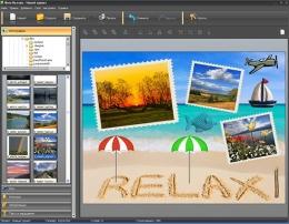 """Программа """"Фотоколлаж"""" для Windows"""