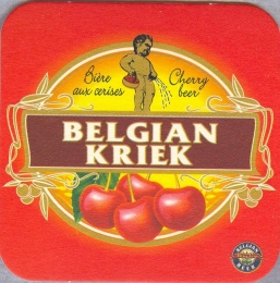 Фруктовое пиво Belgian Kriek Cherry