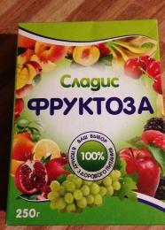 """Фруктоза кристаллическая """"Сладис"""""""