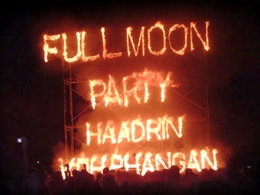 Full Moon Party на острове Панган (Таиланд)
