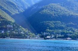 Курорт Гагры (Абхазия)