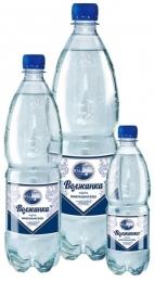 """Газированная питьевая вода """"Волжанка"""""""