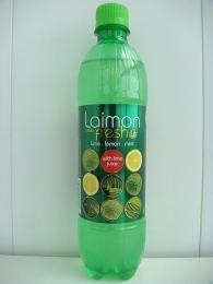 Газированный напиток Green Me Laimon Fresh