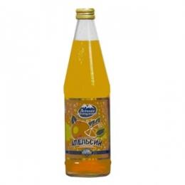 """Газированный напиток """"Ледяная жемчужина"""" апельсин"""