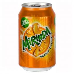 Газированный напиток Mirinda Апельсин
