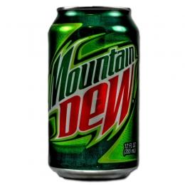 Газированный напиток Mountain Dew