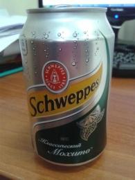 """Газированный напиток Schweppes """"Классический Мохито"""""""