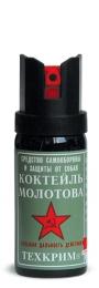 "Газовый баллончик ""Коктейль Молотова"" Техкрим"