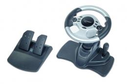 Геймпад Gembird LS USB MX 1/2/3 Steering Wheel