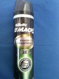 """Гель для бритья Gillette Mach3 """"Sensitive Skin"""" для чувствительной кожи"""