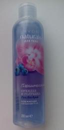 """Гель для душа Avon Naturals """"Пленительная орхидея и голубика"""""""