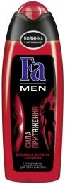 """Гель для душа Fa Men """"Сила притяжения"""" Взрывная формула с феромонами для тела и волос"""