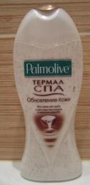 """Гель-крем для душа Pamolive Термал Спа """"Обновление кожи"""" с экстрактом кокоса и маслом жожоба"""