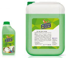 Гель для мытья посуды Foxy F-008
