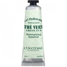 Гель для рук L'Occitane Green Tea Moisturizing Hand Gel