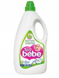 Гель для стирки Тео Bebe aloe vera