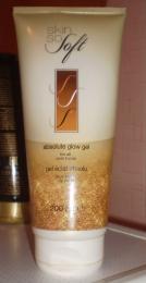 Гель для тела Avon Skin So Soft с легким эффектом загара