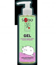 Гель для умывания Seondo для сухой кожи