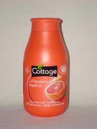 Гель-молочко для душа Cottage Грейпфрут