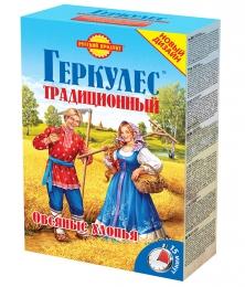 """Геркулес """"Русский Продукт"""" Традиционный  овсяные хлопья"""