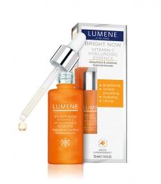 Гиалуроновая эссенция Lumene Bright Now Vitamin C