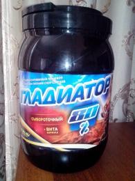 """Сывороточный протеин +вита формула Triav """"Гладиатор 80%"""""""