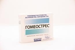 Гомеопатические успокаивающие таблетки «Гомеострес»