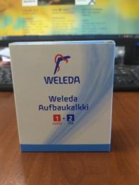 Гомеопатический препарат для регуляции кальциевого обмена Weleda Aufbaukalk 1+2